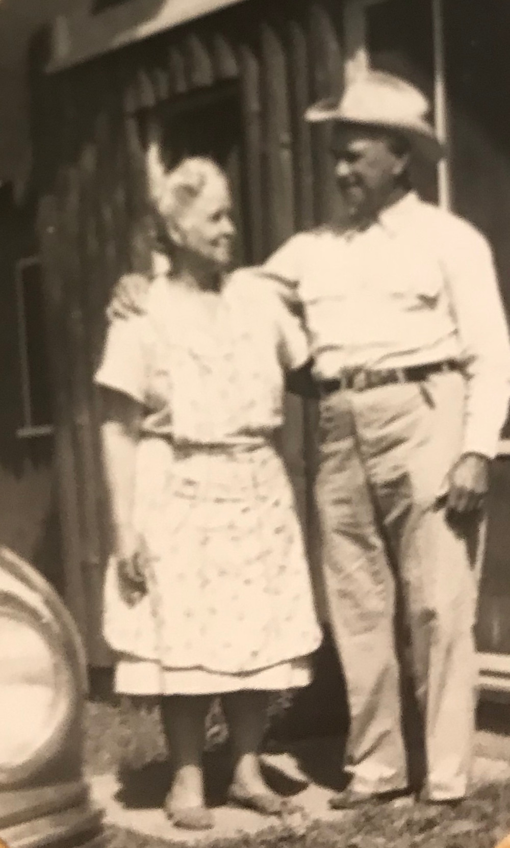 Mama and Papa Tadlock
