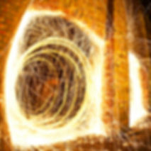 Light Painting With Wire Wool
