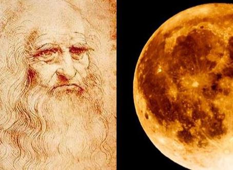 Leonardo e la Luna