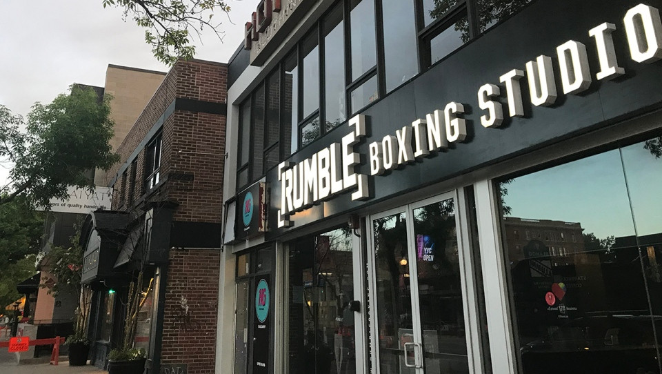 Rumble Boxing