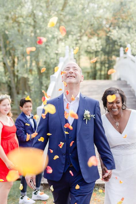 domaine de la butte ronde : photographe mariage yvelines
