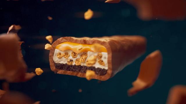 Nidar // Caramel Brownie