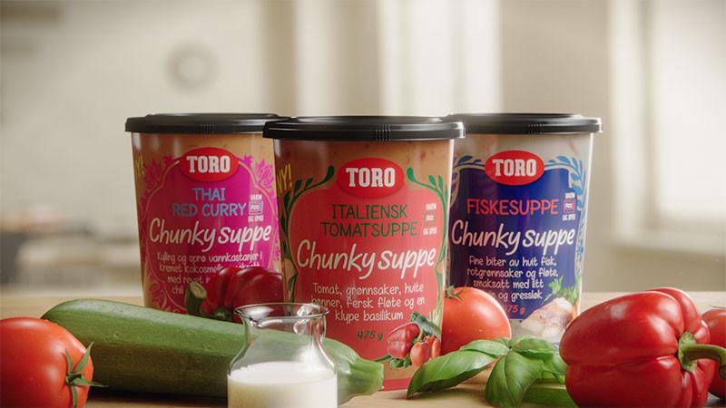Toro // Chunky Supper