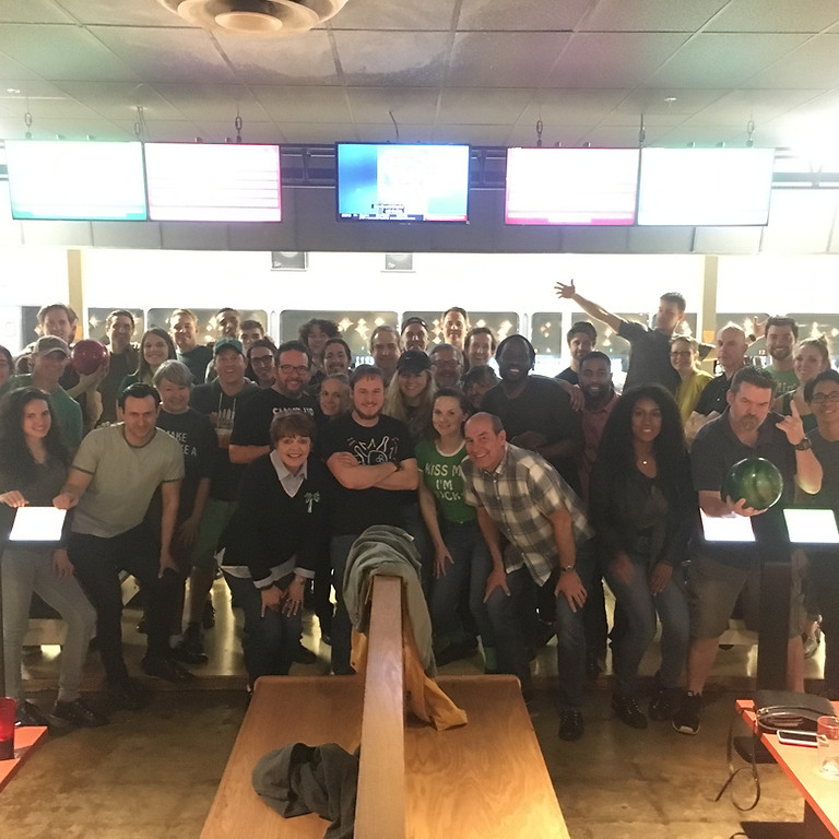 GESL Bowling  at Comet Pub and Lanes