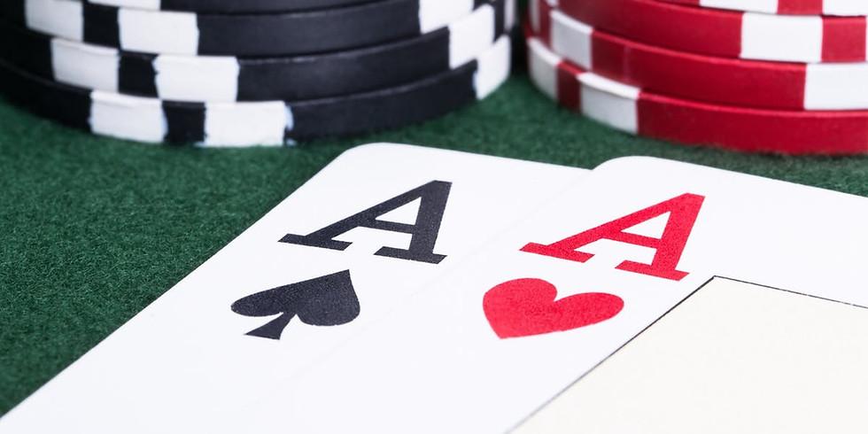 League Poker:  Online Wednesday, Nov. 11th 7PM