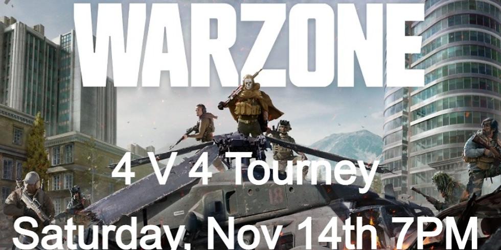 Call of Duty Warfare Tournament!!!