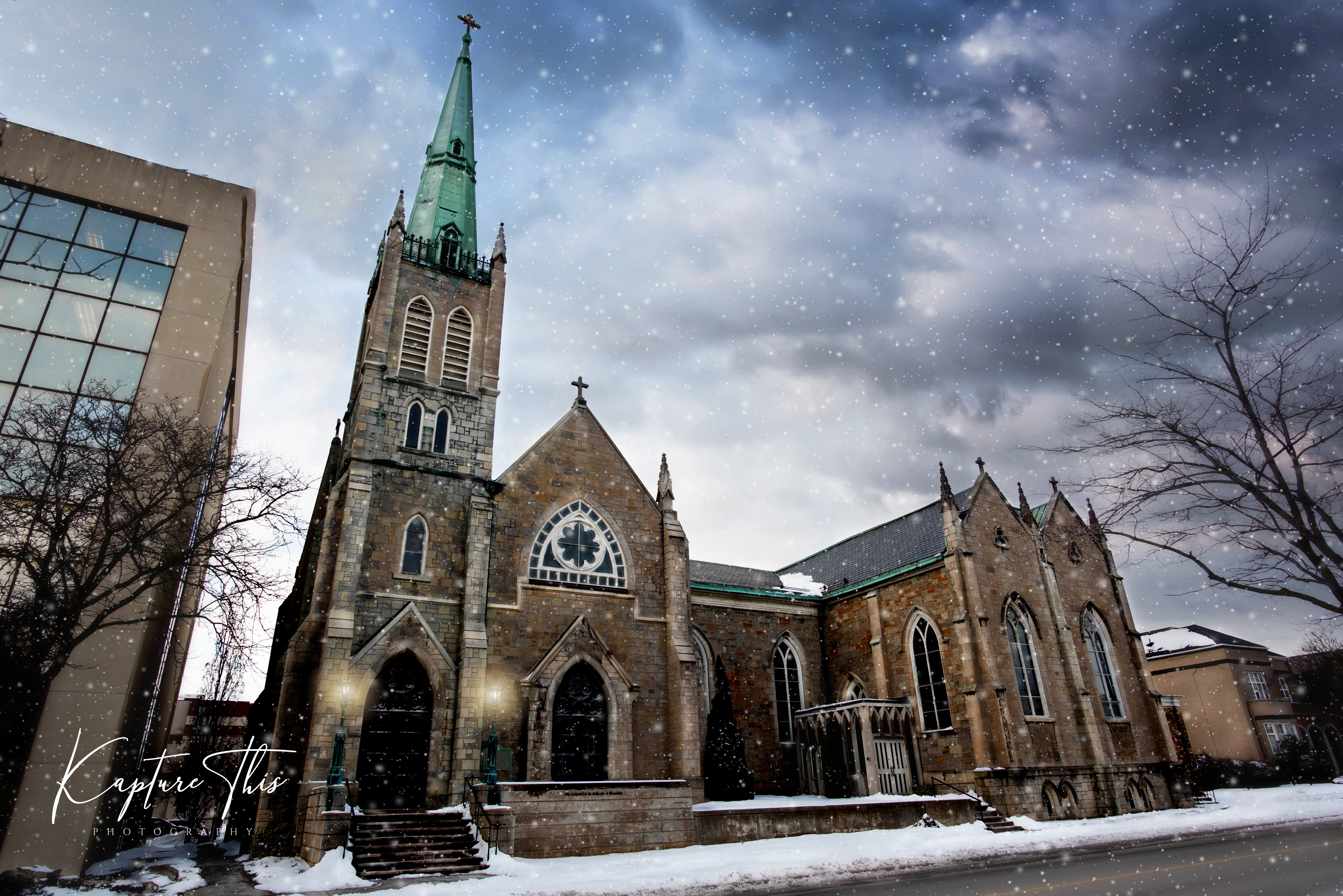 CathedralofstcatharinesSNOW