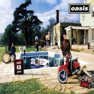 Oasis Be Here Now released in 1997