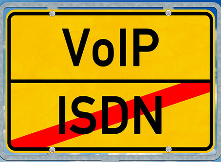 VoIP vs ISDN