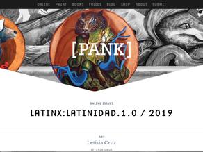 [PANK] LATINX:LATINIDAD