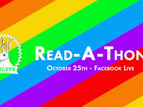 Tolsun Books Read-A-Thon