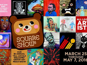 Gallery Group Show - Opening March 25th