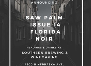 Saw Palm Issue 14 - Florida Noir