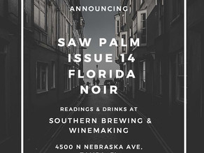 Saw Palm Issue 14 - Florida Noir