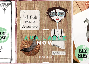 The Lost Girls Book of Divination - Available Now!