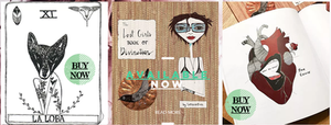 The Lost Girls Book of Divination by Letisia Cruz