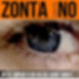 Zonta says No, logo