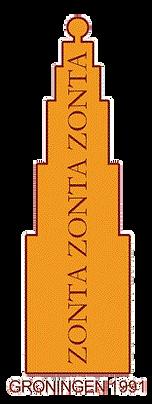 logo Zonta Groningen 1991