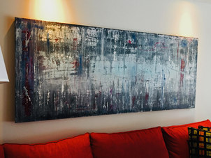 Untitled 36 x 84 SOLD