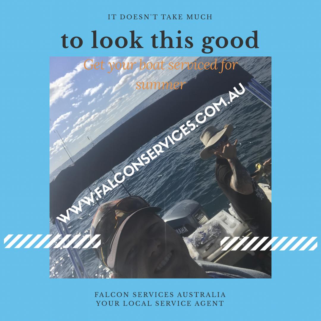 falcon services australia ad