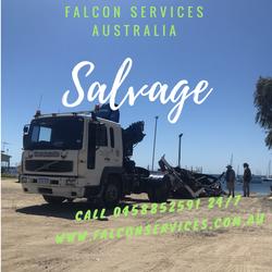 Boat salvage | Western Australia