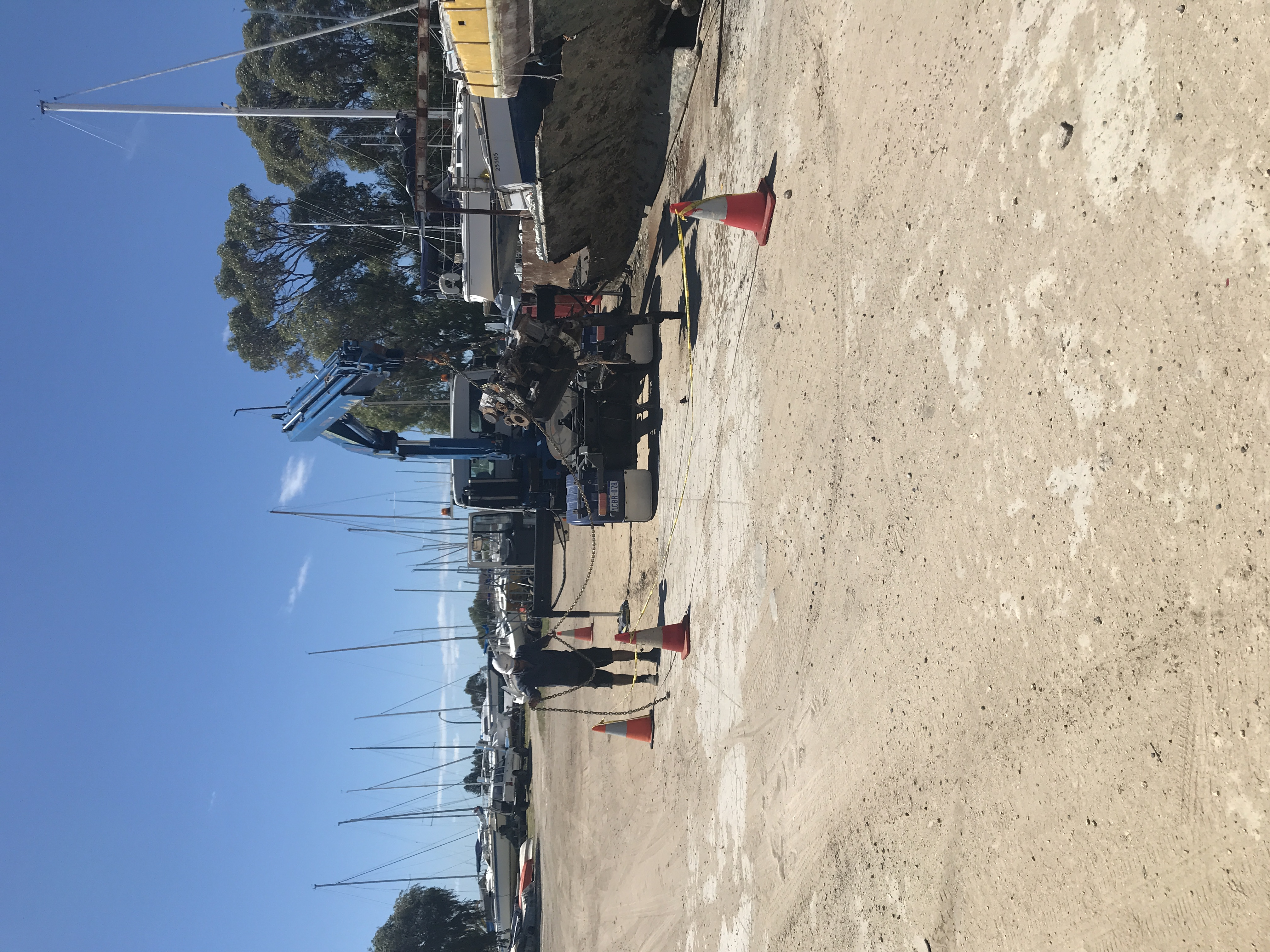 Boat Lifting | Perth | F.S.A