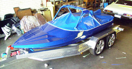 Race Boat Covers | Perth | Highway Motor Trimmers