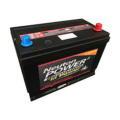 Marine battery Delivered $280