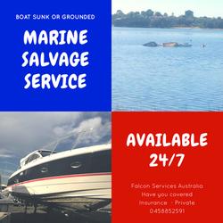Marine Salvage | W.A | F.S.A