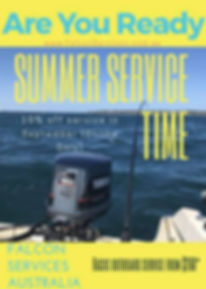 Discounted Outboard Service