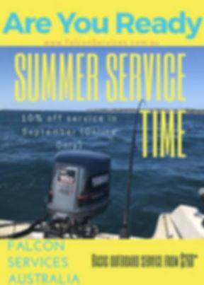 Mobile outboard service perth