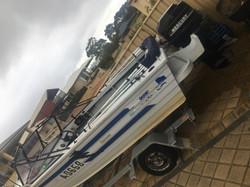 Mercury outboard fix boat rockingham