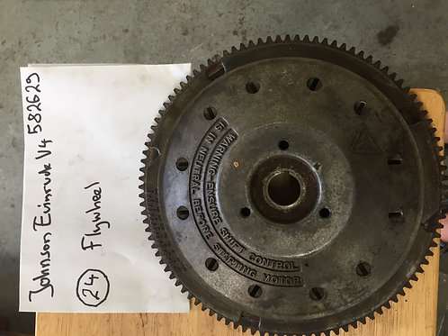 Johnson/Evinrude V4 582629 flywheel