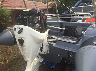 Mobile etec outboard Mechanic Perth
