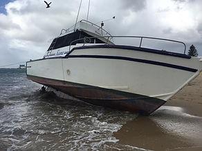 boat salvage perth