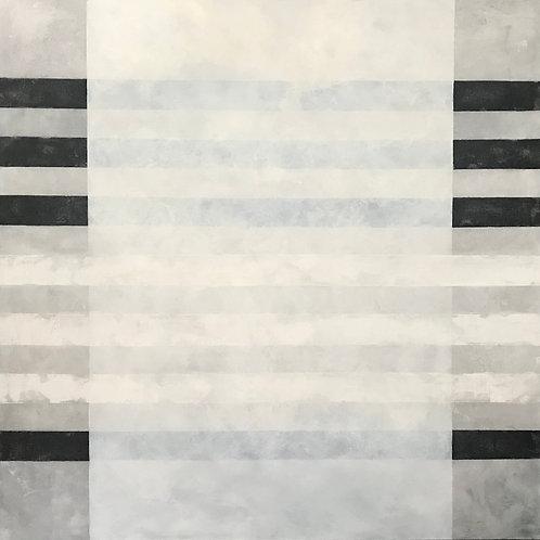 """Obscure - 36"""" x 36"""", Original Art"""