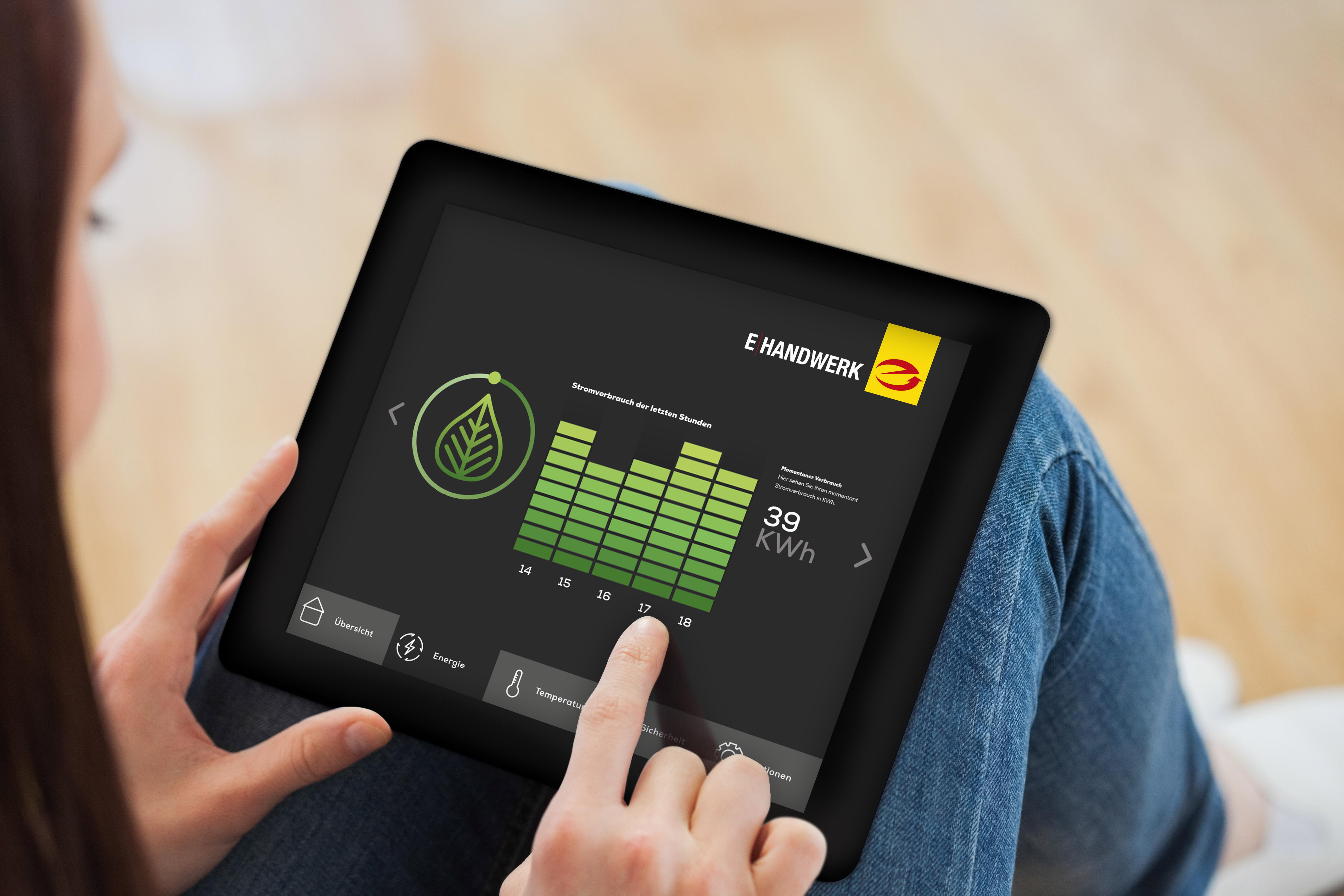 SmartHome Tablet