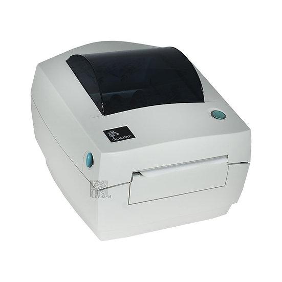 Принтер етикеток Zebra GC 420d