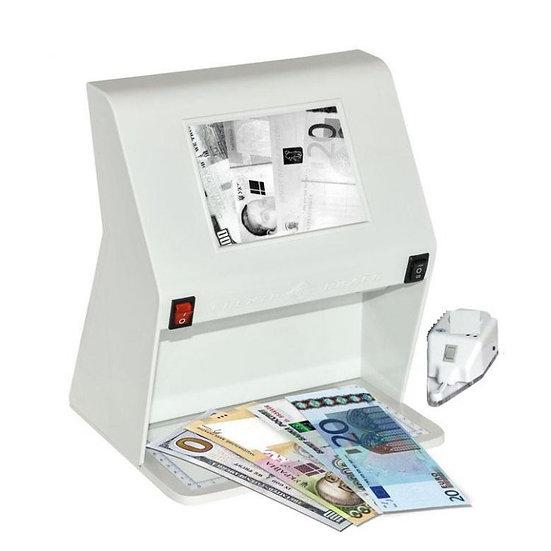 Детектор банкнот Спектр Євро Відео