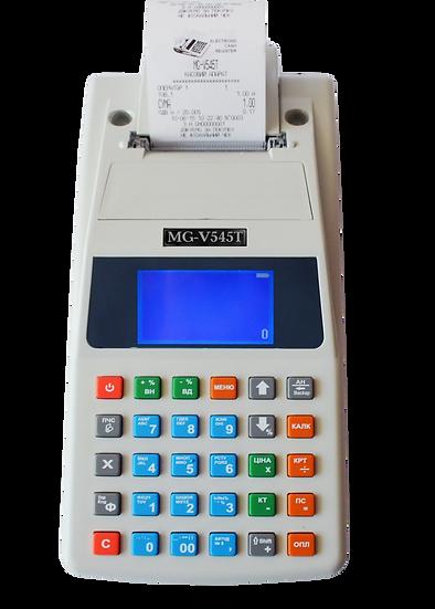 Касовий апарат MG545+GSM+БЖ