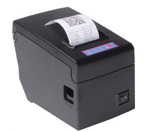 Принтер чеків RTPOS 58 USB/EtH