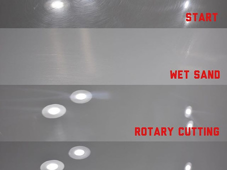 The Art of Paint Correction