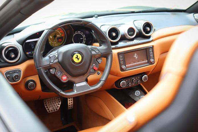 Ferrari Interior Coating