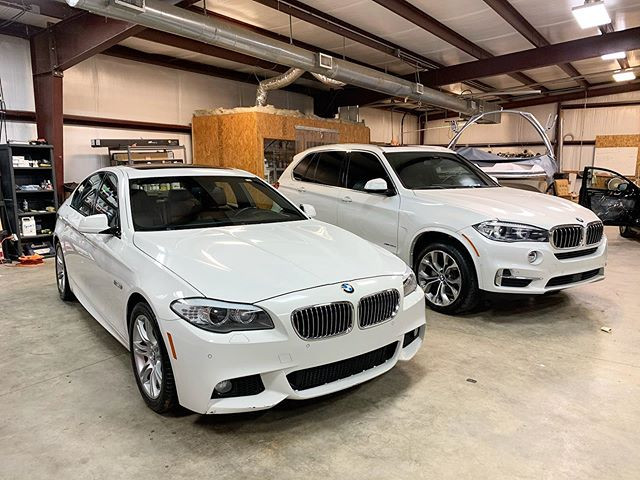 Bimmer week in the Knuckle House this we