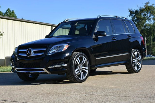 GLK350 received our Enthusiast Detail: S