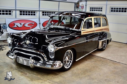Resto-mod anyone? —— Such and incredible
