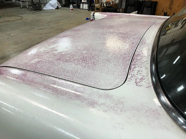 1956 Chevy BelAir getting some iron remo