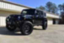 2014 Jeep Wrangler in this past week rec