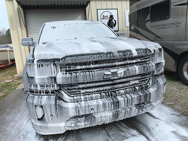 This Silverado is getting treated to our