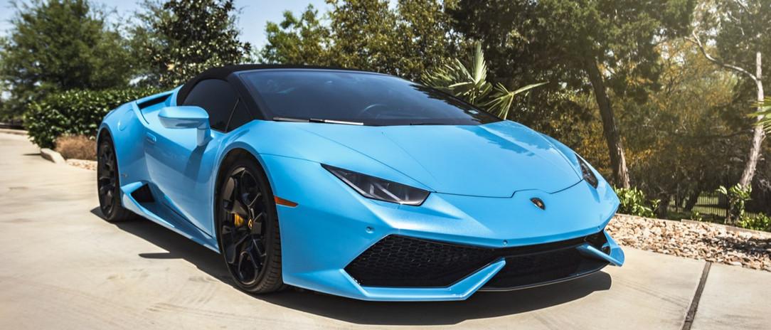 XPEL PPF Lamborghini